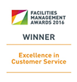 Excellence in Customer Service 2016