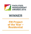 FM Project of the Year Residential 2016