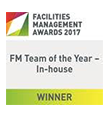 FM Team of the Year In House 2017