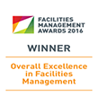 Overall Excellence in Facilities Management 2016