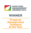 Property Management Company of the Year 2016