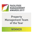 Property Management Team of the Year 2017